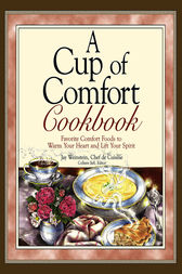 A Cup of Comfort Cookbook by Jay Weinstein