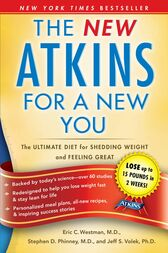 The New Atkins for a New You by Dr. Eric C. Westman