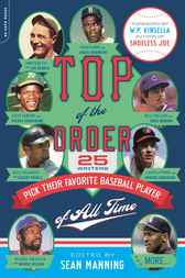 Top of the Order by Sean Manning