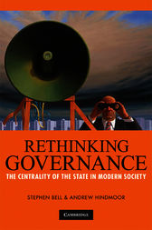 Rethinking Governance by Stephen Bell