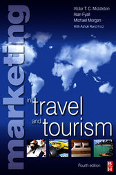Marketing in Travel and Tourism by Mike Morgan