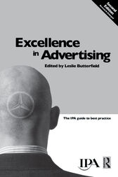 Excellence in Advertising by Leslie Butterfield