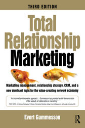 Total Relationship Marketing by Evert Gummesson