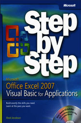 Microsoft® Office Excel® 2007 Visual Basic® for Applications Step by Step by Reed Jacobson