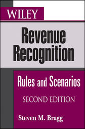 Wiley Revenue Recognition by Steven M. Bragg