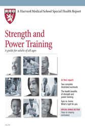 Strength and Power Training by Jonathan Bean