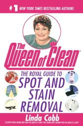 The Royal Guide to Spot and Stain Removal by Linda Cobb