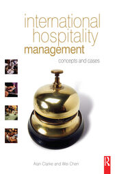 International Hospitality Management by Alan Clarke