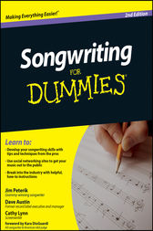 Songwriting For Dummies by Dave Austin
