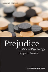 Prejudice by Rupert Brown