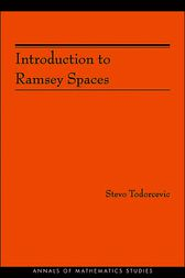 Introduction to Ramsey Spaces (AM-174) by Stevo Todorcevic