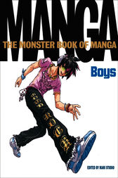Monster Book of Manga: Boys by Ikari Studio