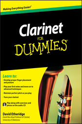 Clarinet For Dummies by David Etheridge