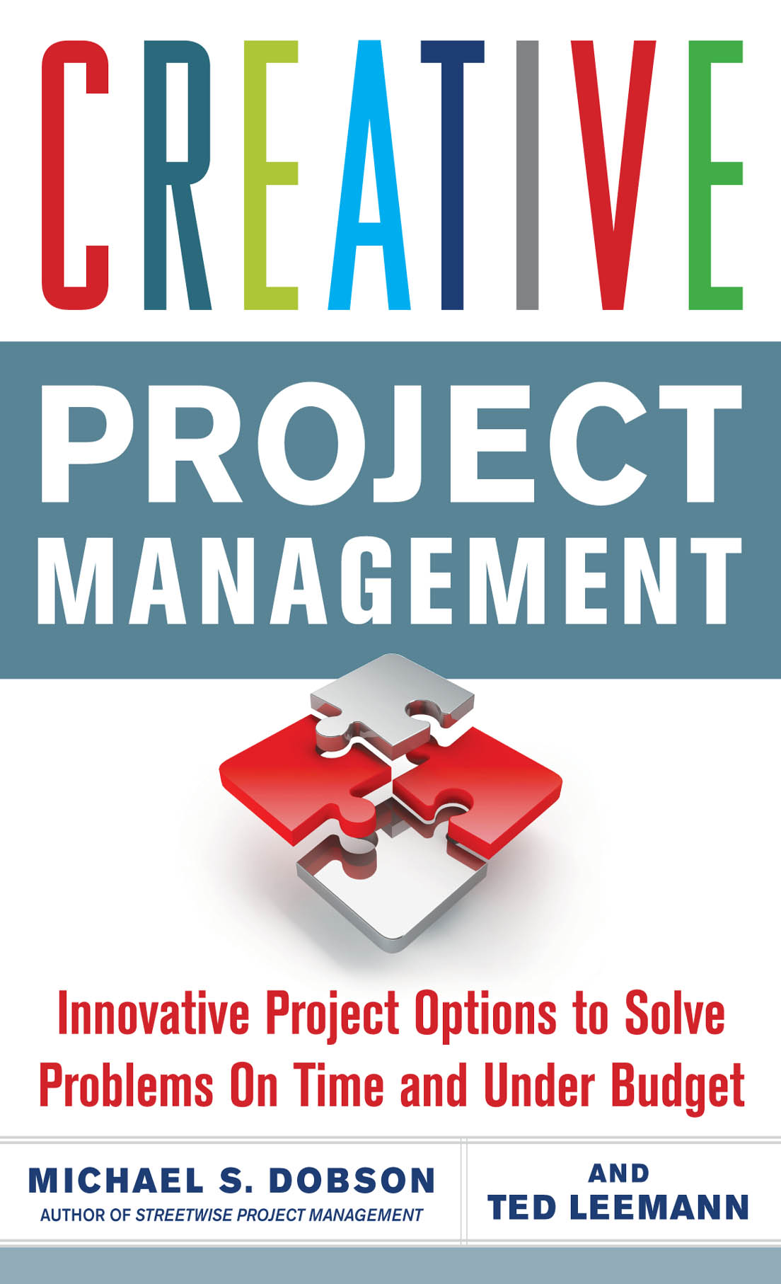 Download Ebook Creative Project Management by Michael S Dobson Pdf
