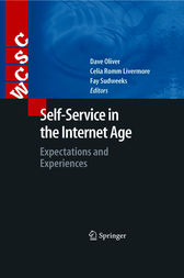 Self-Service in the Internet Age by David Oliver