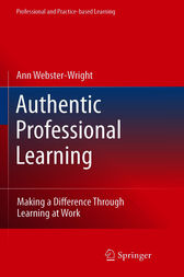 Authentic Professional Learning by Ann Webster-Wright