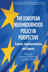 The European Neighbourhood Policy in Perspective by Richard G. Whitman