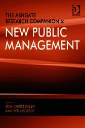 The Ashgate Research Companion to New Public Management by Per Lægreid