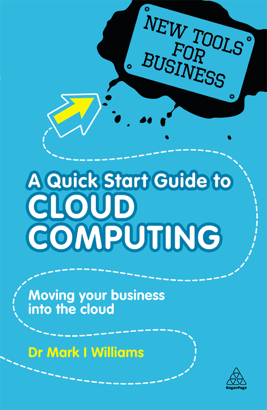 Download Ebook A Quick Start Guide to Cloud Computing by Mark I Williams Pdf