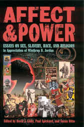 Affect and Power by David J Libby