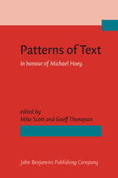 Patterns of Text by Mike Scott