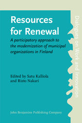 Resources for Renewal by Satu Kalliola