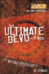 The 2:52 Ultimate Devo for Boys by Ed Strauss