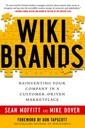 WIKIBRANDS: Reinventing Your Company in a Customer-Driven Marketplace by Sean Moffitt