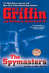 The Spymasters by W.E.B. Griffin