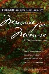 Measure for Measure by William Shakespeare