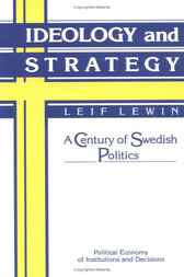 Ideology and Strategy by Leif Lewin