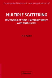 Multiple Scattering by P. A. Martin