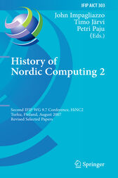 History of Nordic Computing 2 by John Impagliazzo