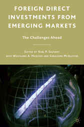 Foreign Direct Investments from Emerging Markets by Karl P. Sauvant