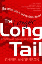 The Long Tail by Chris Anderson