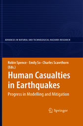 Human Casualties in Earthquakes by Robin Spence
