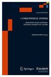 Cyber-Physical Systems by Manfred Broy