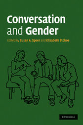 Conversation and Gender by Susan A. Speer