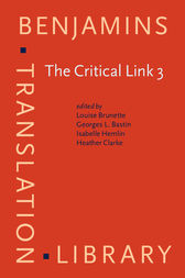 The Critical Link 3 by Louise Brunette