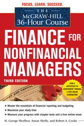 Managers nonfinancial finance ebook for