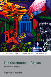 The Constitution of Japan by Shigenori Matsui