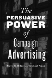 The Persuasive Power of Campaign Advertising by Travis N. Ridout
