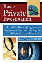 Basic Private Investigation by William F. Blake