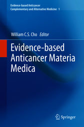 Evidence-based Anticancer Materia Medica by William C.S. Cho
