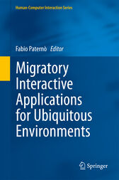 Migratory Interactive Applications for Ubiquitous Environments by Fabio Paternò