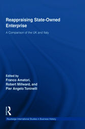 Reappraising State-Owned Enterprise by Franco Amatori