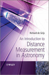 An Introduction to Distance Measurement in Astronomy by Richard de Grijs