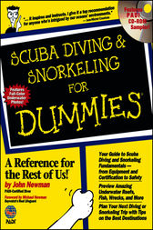 Scuba Diving and Snorkeling For Dummies by John Newman