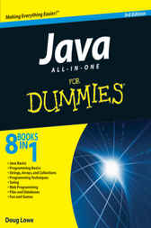 Java All-in-One For Dummies by Doug Lowe