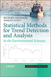 Statistical Methods for Trend Detection and Analysis in the Environmental Sciences by Richard Chandler